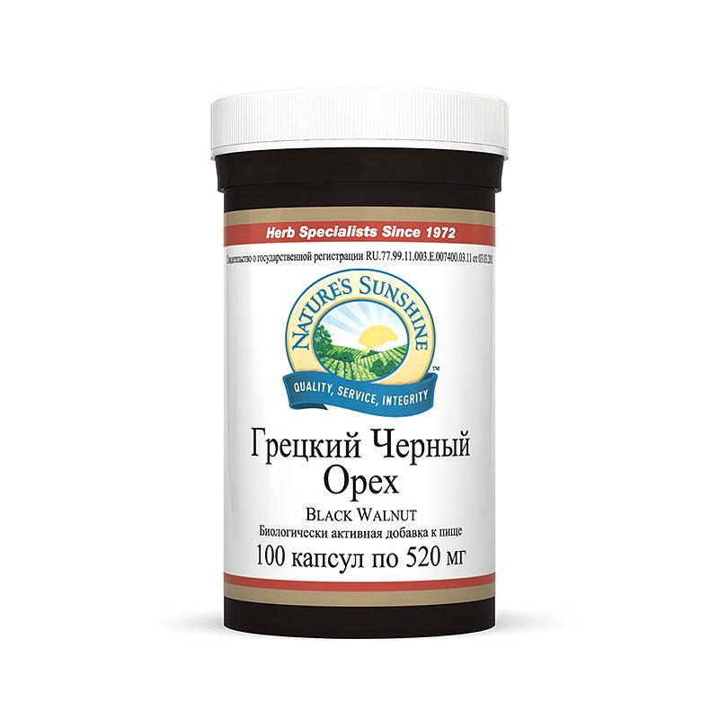 Грецкий Черный орех НСП Black Walnut NSP