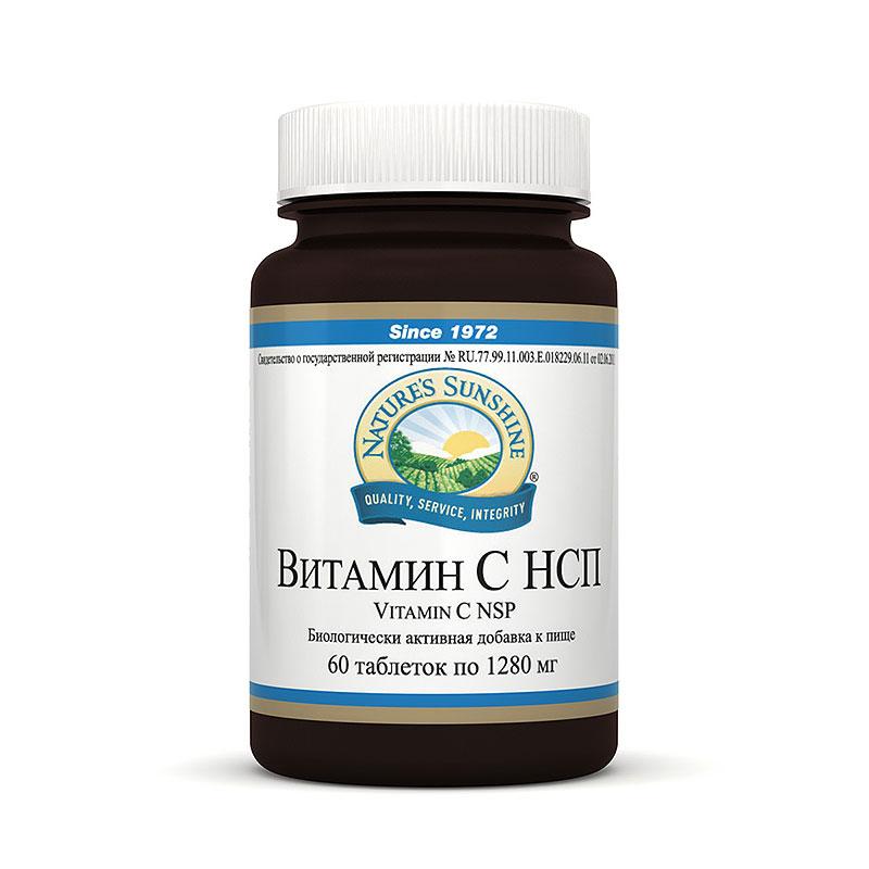 Витамин С НСП Vitamin C NSP