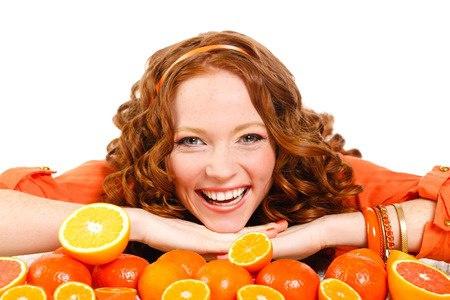 витамины и чувство радости